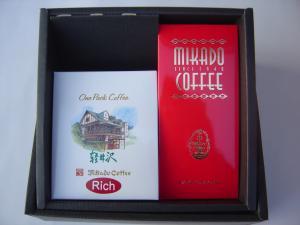 ワンパックコーヒー5p&モカチョコケーキ