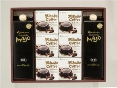 コーヒーゼリー&アイスコーヒーギフト