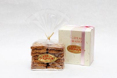 アーモンドクッキー 200g