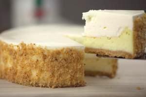 風味豊かな3種のチーズが楽しめる![北アルプス工房の安曇野贅沢チーズケーキ]