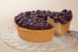 ★信州産★フレッシュブルーベリー使用♪安曇野ブルーベリーチーズケーキ