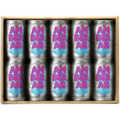 NEW アンバーエール350ml×10缶セット