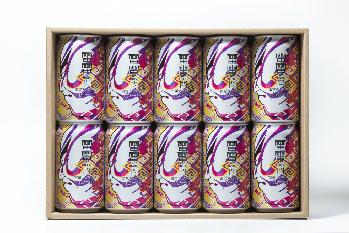 雷電閂(カンヌキ)IPA 10缶(D-6セット)
